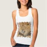 Adorable Lion Tank Top