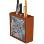 Amazing Bobcat Desk Organizer