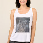 Amazing Bobcat Tank Top