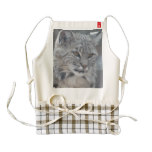 Amazing Bobcat Zazzle HEART Apron