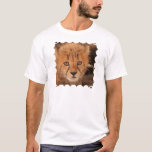 Baby Cheetah Men's T-Shirt