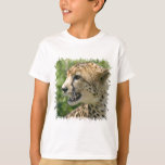 Cheetah Attack Kid's T-Shirt