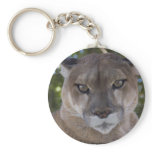 Cougar Pounce Keychain