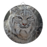 Creeping Bobcat Dart Board