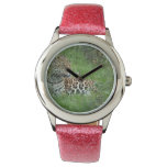 Jaguar Habitat Wrist Watch