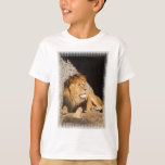 Lion Photo Children's T-Shirt