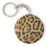 Panther Pattern Keychain