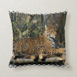 Panthera Jaguar Pillow