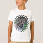 Sleepy Cheetah Cub T-Shirt
