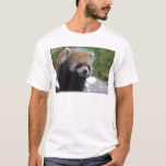 Sweet Red Panda Bear T-Shirt
