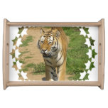 Tiger Serving Tray